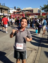 Year of the 5K: LA Chinatown Firecracker Run