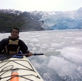 AnchoRAGIN' (Part 4): Glacier Kayaking
